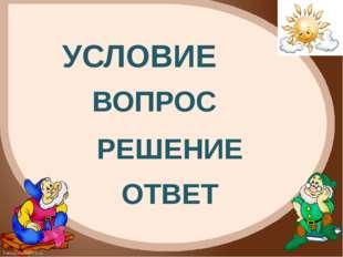 УСЛОВИЕ ВОПРОС РЕШЕНИЕ ОТВЕТ FokinaLida.75@mail.ru