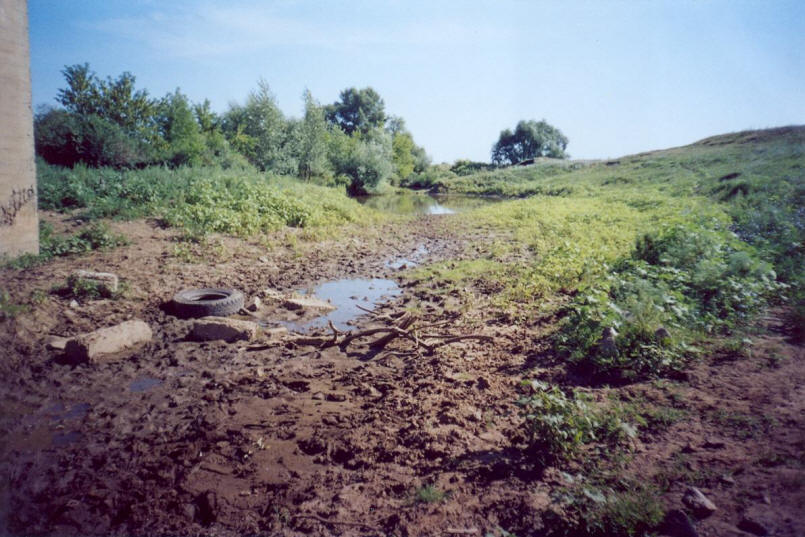 Река Чагра