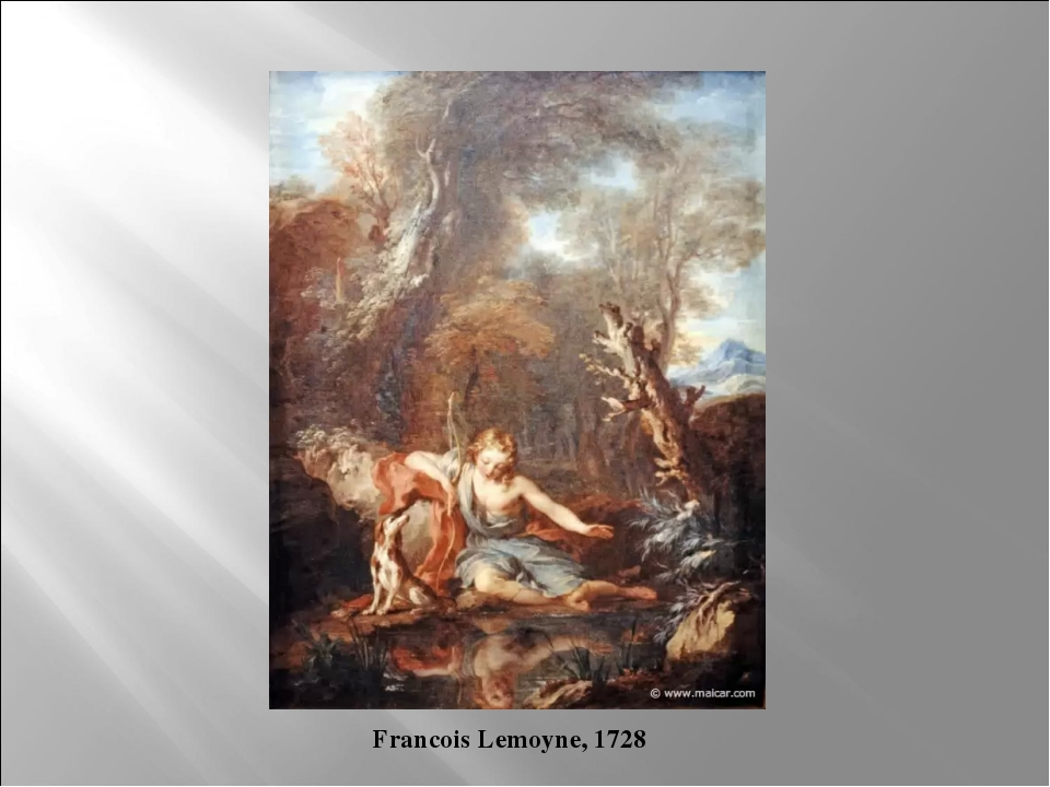 Francois Lemoyne, 1728