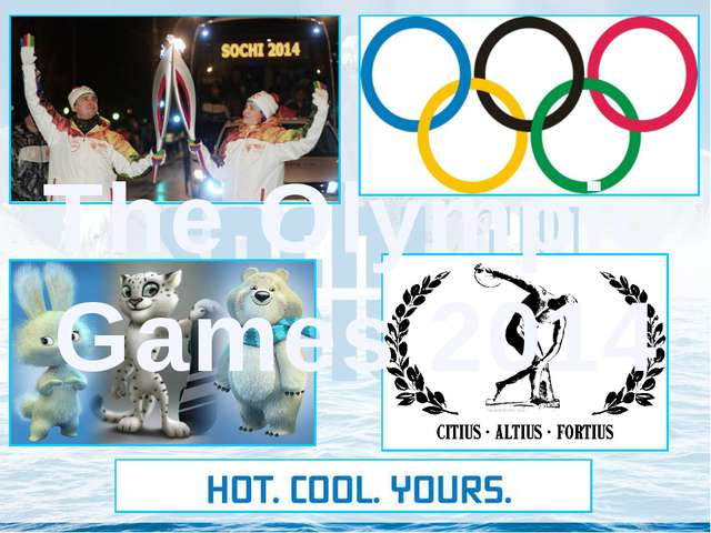 The Olympic Games 2014