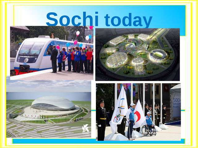 Sochi today