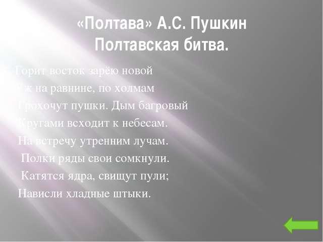 «Бородино» М.Ю.Лермонтов Бородинское сражение. Вам не видать таких сражений!....