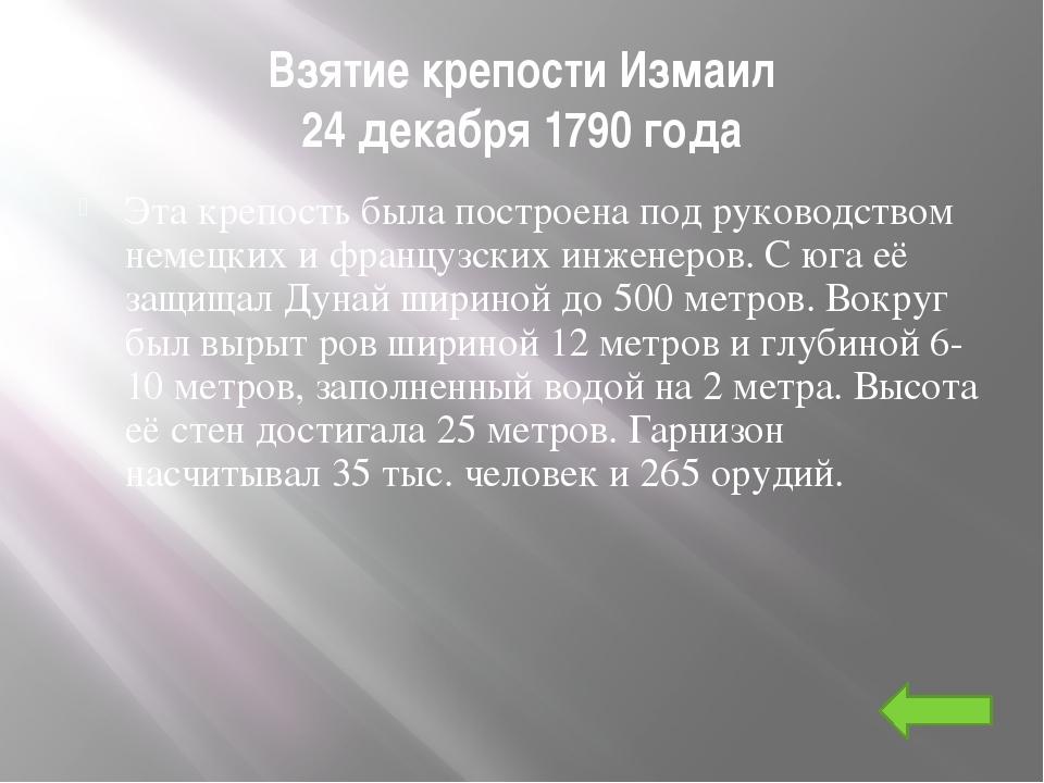 День победы русской эскадры у мыса Тендра (11 сентября 1790г) Эскадра противн...