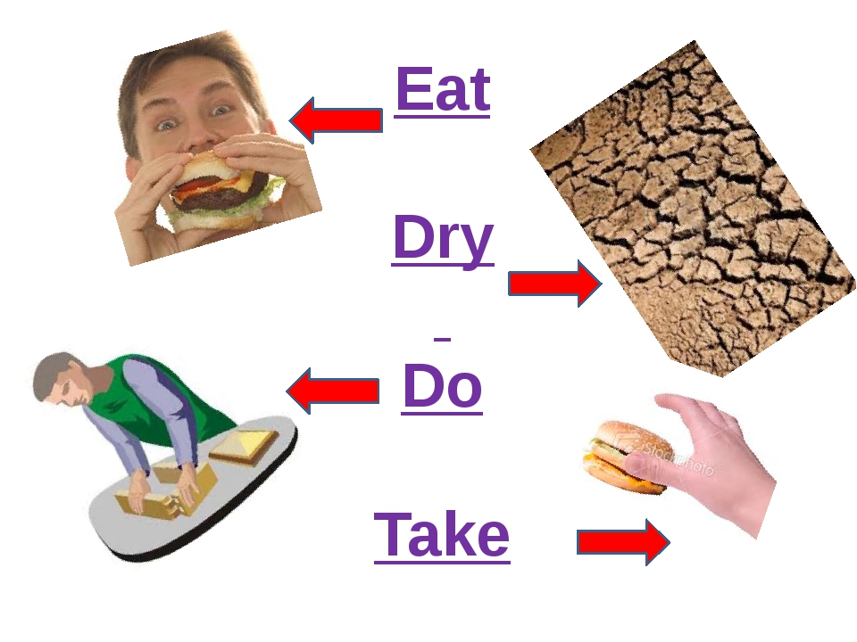 Eat Dry Do Take