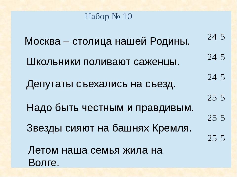 Москва – столица нашей Родины. Депутаты съехались на съезд. Надо быть честным...