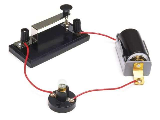 Электрическая цепь и её составные части Для того чтобы использовать энергию э...