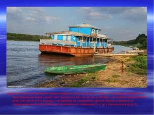 Имя реки Оки более древнего происхождения, чем русский язык, даже в своей др