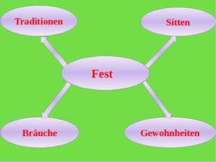 Fest Sitten Traditionen Gewohnheiten Bräuche