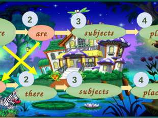 There are subjects place. 1 1 Are there subjects place? 2 2 4 4 3 3