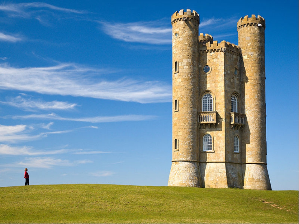 Ирландия- страна величественных замков