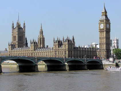 Лондон - столица Великобритании