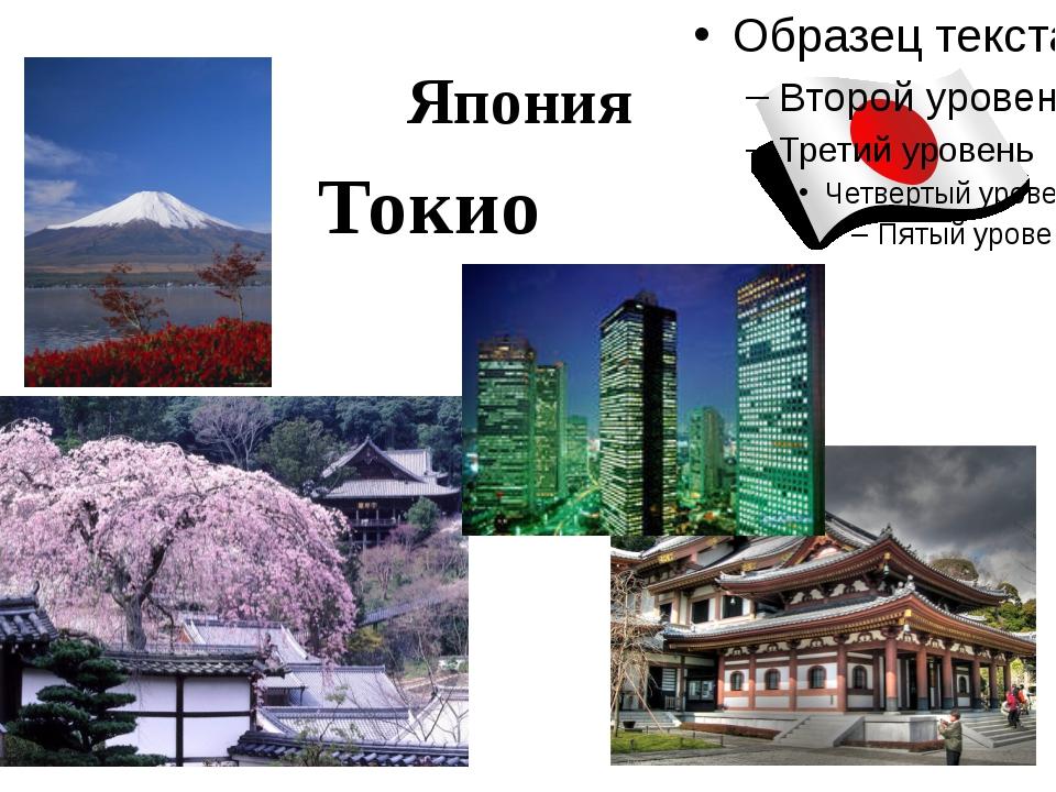 Япония Токио
