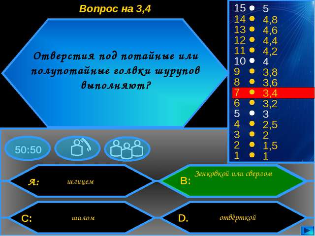 50:50 15 14 13 12 11 10 9 8 6 5 4 3 2 1 5 4,8 4,6 4,4 4,2 4 3,8 3,6 3,2 3 2,5...