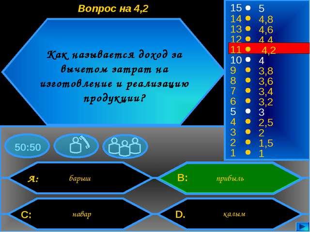50:50 15 14 13 12 10 9 8 7 6 5 4 3 2 1 5 4,8 4,6 4,4 4 3,8 3,6 3,4 3,2 3 2,5...