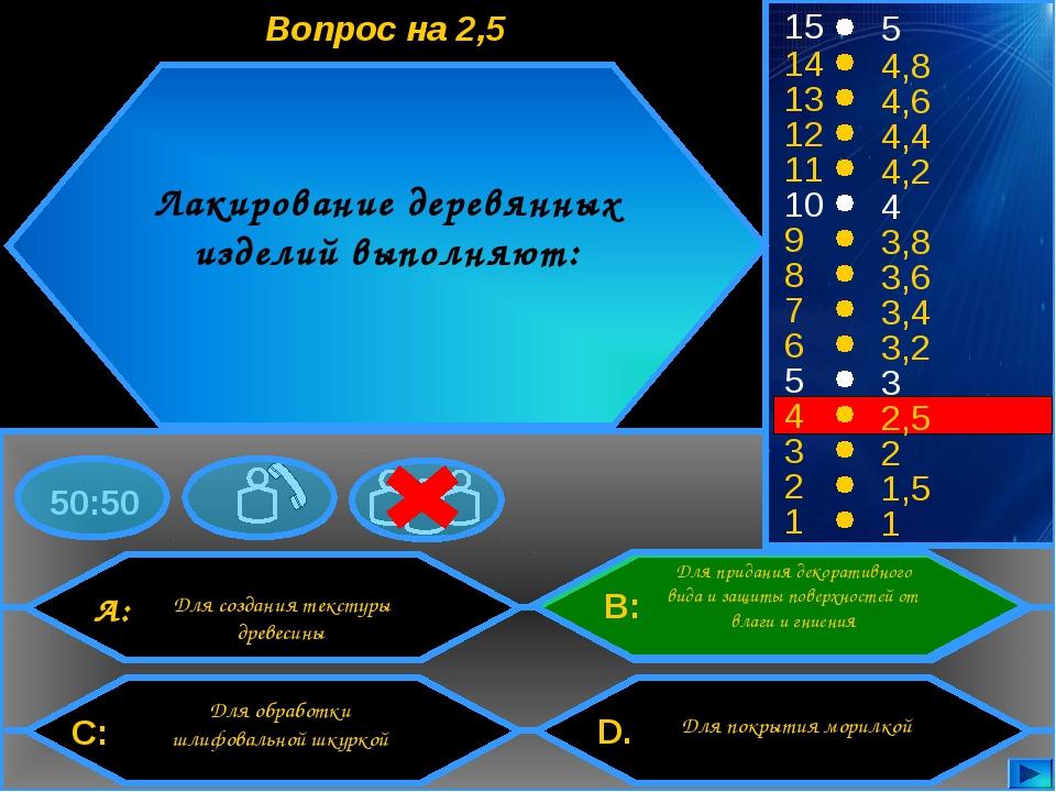 15 14 13 12 11 10 9 8 7 6 5 4 3 2 1 5 4,8 4,6 4,4 4,2 4 3,8 3,6 3,4 3,2 3 2,5...