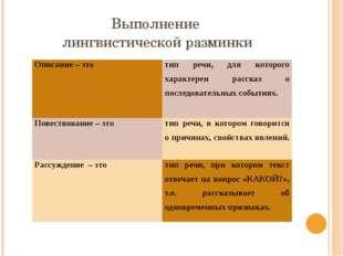 Активизация имеющихся знаний (5 минут) Упражнение 35 по вариантам-парам: выбр