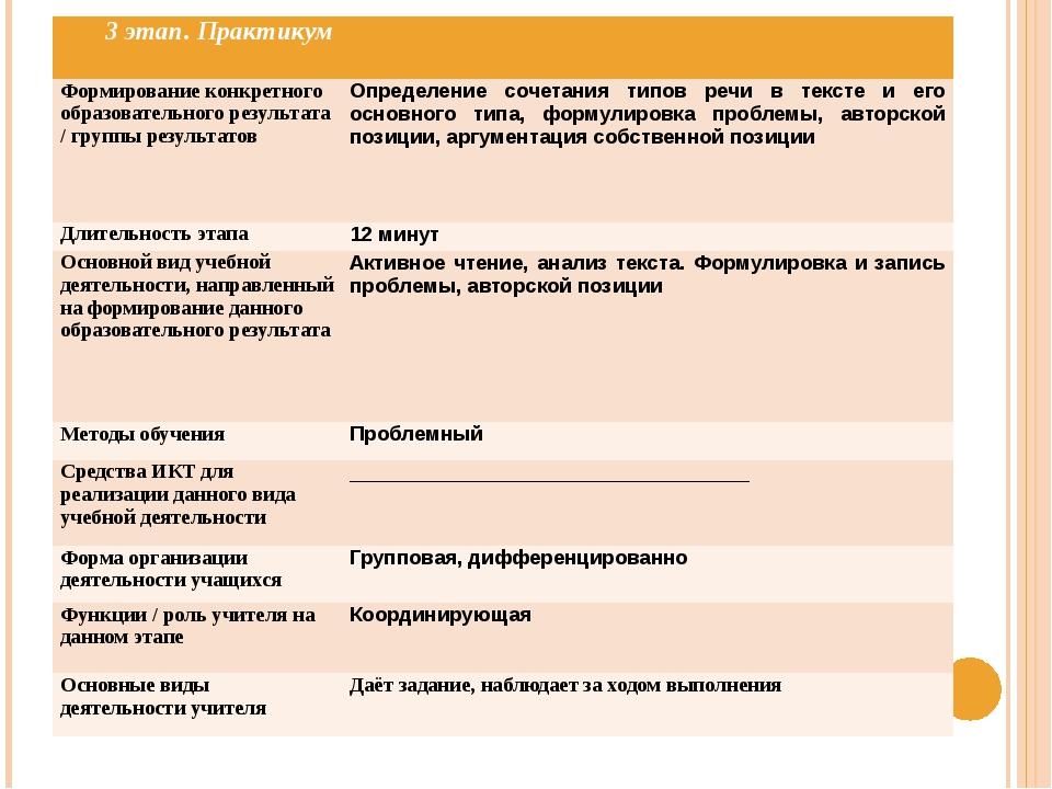 Выполнение лингвистической разминки Описание – это тип речи, для которого хар...