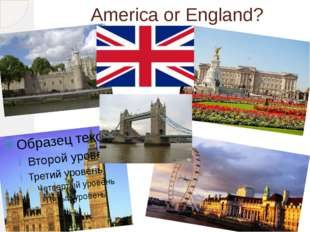America or England?