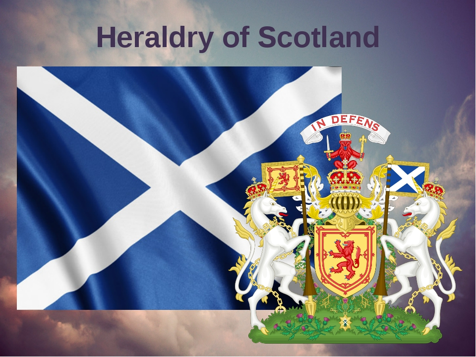 Heraldry of Scotland