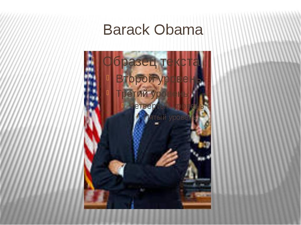 BarackObama