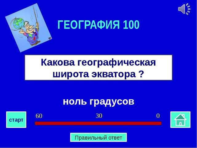 радон Какой элемент всегда рад ? ШУТОЧНЫЕ ВОПРОСЫ 100 0 30 60 старт Правильн...