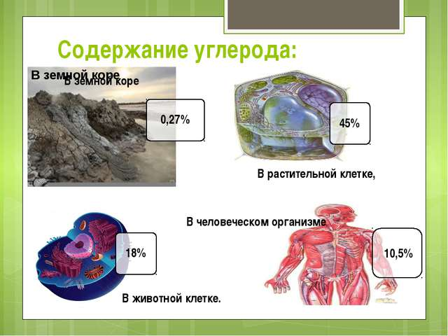 Содержание углерода: 10,5%