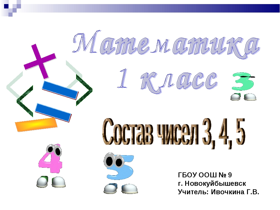 ГБОУ ООШ № 9 г. Новокуйбышевск Учитель: Ивочкина Г.В.