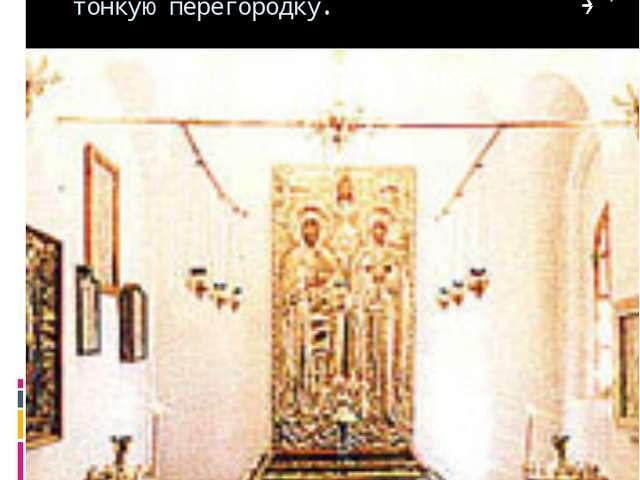 Пётр и Феврония завещали положить их тела в одном гробу, заранее приготовив с...