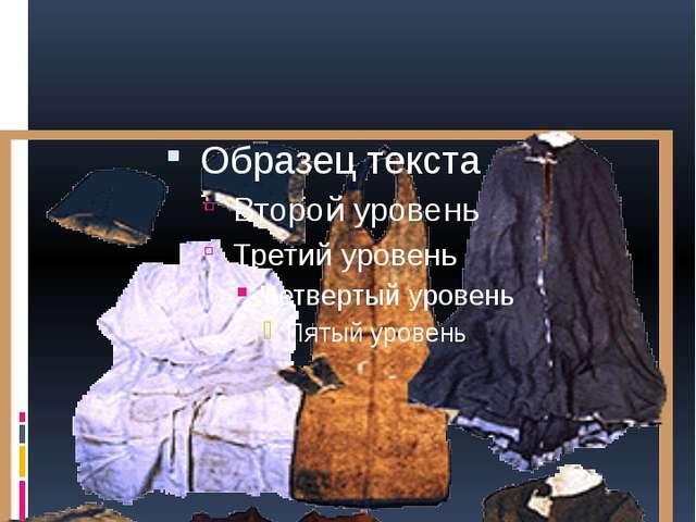 Личные вещи, самого батюшки Серафима Саровского - Преподобного старца. Среди...