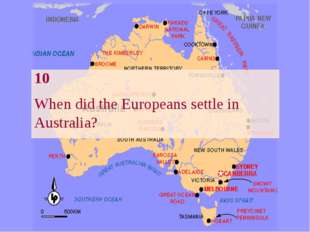 20 Who are the Australian natives?