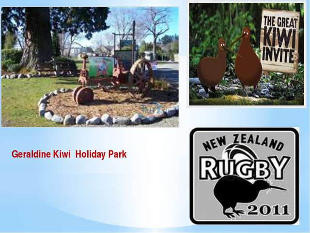 Geraldine Kiwi Holiday Park
