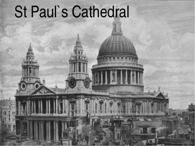 St Paul`s Cathedral