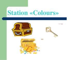 Station «Colours»
