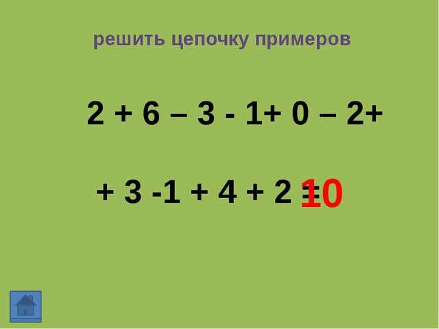 Конспект урока число 10 и один десяток