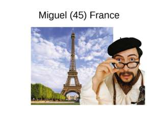 Miguel (45) France