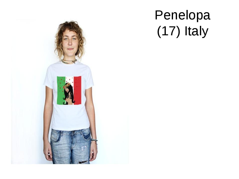 Penelopa (17) Italy