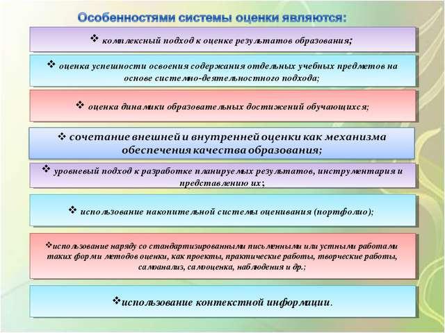 использование контекстной информации. комплексный подход к оценке результатов...
