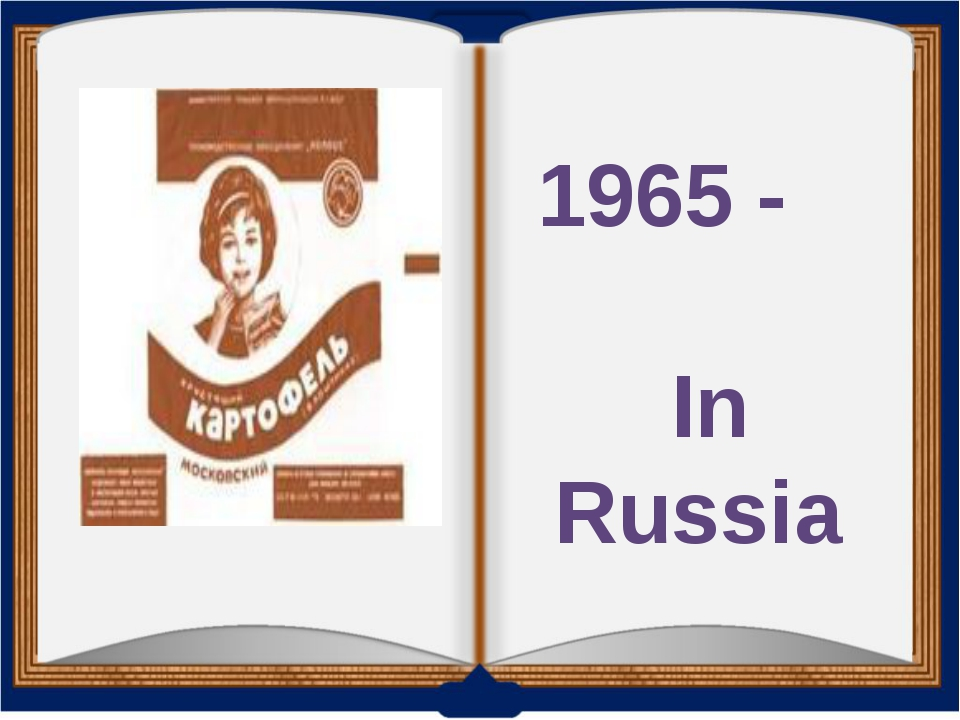 1965 - In Russia
