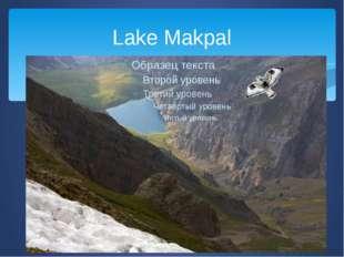 Lake Makpal