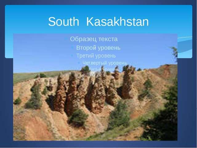 South Kasakhstan