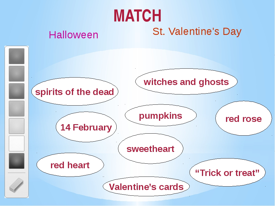 MATCH Halloween St. Valentine's Day sweetheart red rose Valentine's cards red...
