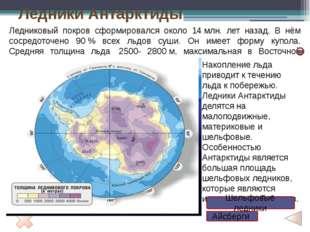 Рельеф Антарктиды УАнтарктиды два рельефа. Поверхность ледяного щита сотде