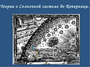 Отличия представлений о Солнечной системе до и после Коперника. Система Копер