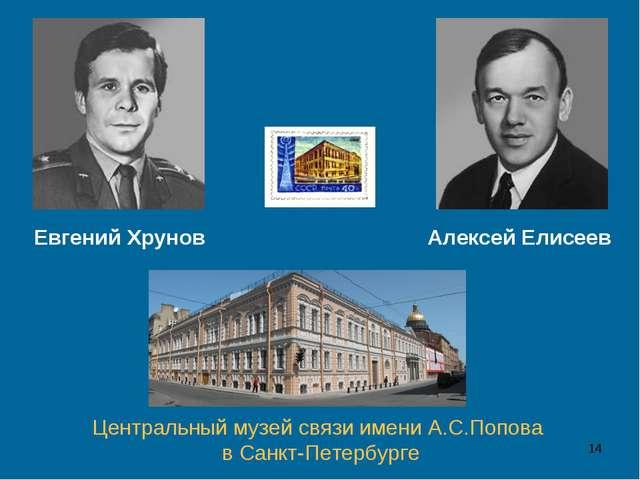 * Центральный музей связи имени А.С.Попова в Санкт-Петербурге Евгений Хрунов...