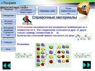 Главная Введение Вечные истины Алгоритм решения Справочные материалы Ребусы К