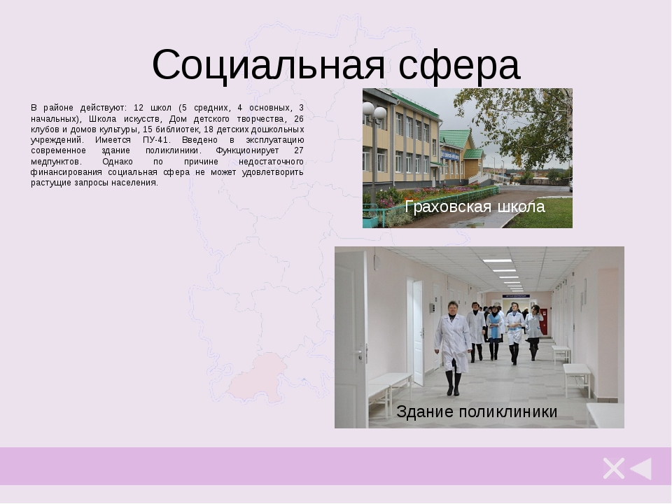 Перспективы развития Реализация Районной целевой программы демографического р...
