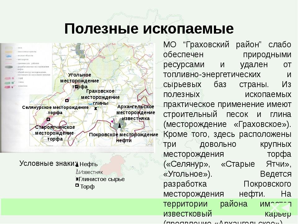 Среднегодовой радиационный баланс на территории МО «Граховский район» составл...