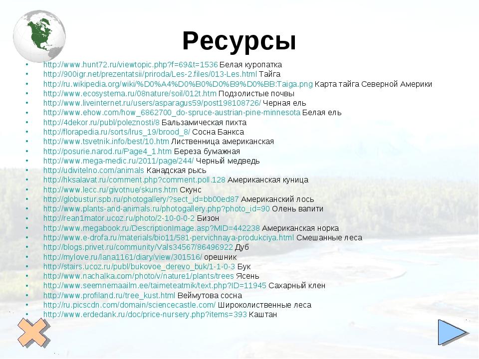 Ресурсы http://www.hunt72.ru/viewtopic.php?f=69&t=1536 Белая куропатка http:/...
