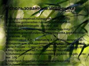 Использованные источники: 1.http://go3.imgsmail.ru/imgpreview?key=http%3A//ww