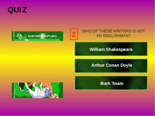 4 click Alexander Duma Alan Milne Hans Christian Andersen RUDYARD KIPLING WHO
